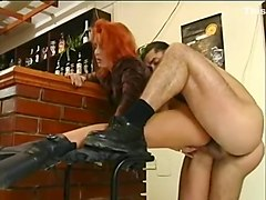 Redhead Marious Begs Fabian To Fuck Both Her Holes