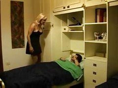 Horny Italian Mom Analysed By Guy - Roleplay  -jb