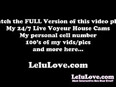 Lelu Love-Headphones Fetish Vibrator Masturbation