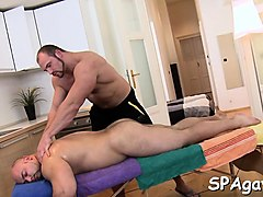 deep anal flogging with homo boy and hunk