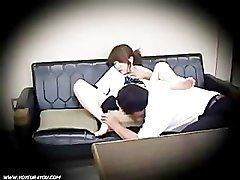 Office Girl Seduced And Sexually