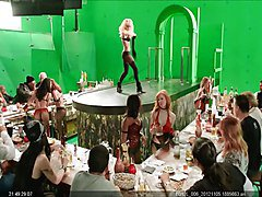 jessica alba - sin city 2 behind the scenes