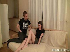 18 Years Old Sexual Slave Is A Dream Of Every Man