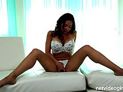 netvideogirls - first timer mara - calendar audition