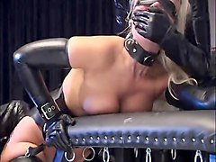 latex domination bdsm video 25  more at fem69.tk