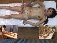 Видео массажа японок