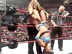 bra & panties gauntlet match