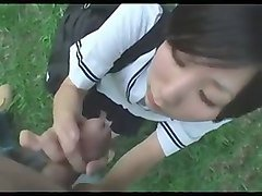 japan school uniform outdoor 01