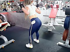 yes!!! fitness hot ass hot cameltoe 35