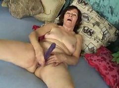 Russian Moaning Lady