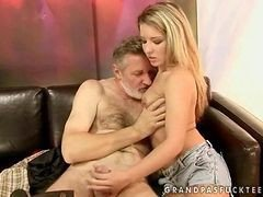 Lovely Teen Fucking With Her Old Lover
