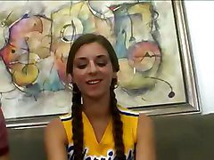 Veronica Cheerleader Auditions