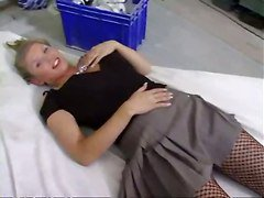 Incredibly Hot Naturally Busty Eurochick Fucked Pov