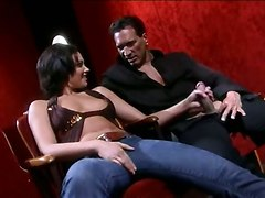 Cinema Sexing Threesome