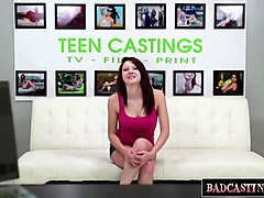 redhead teen auditions for adult movie