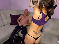 sextape germany - hot pov fucking during sex tape lessons with german amateur couple
