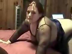 BBW sucking and fucking she s a nasty bitch