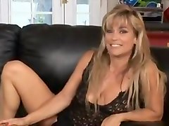 Mature mistress gets gangbanged and creampied